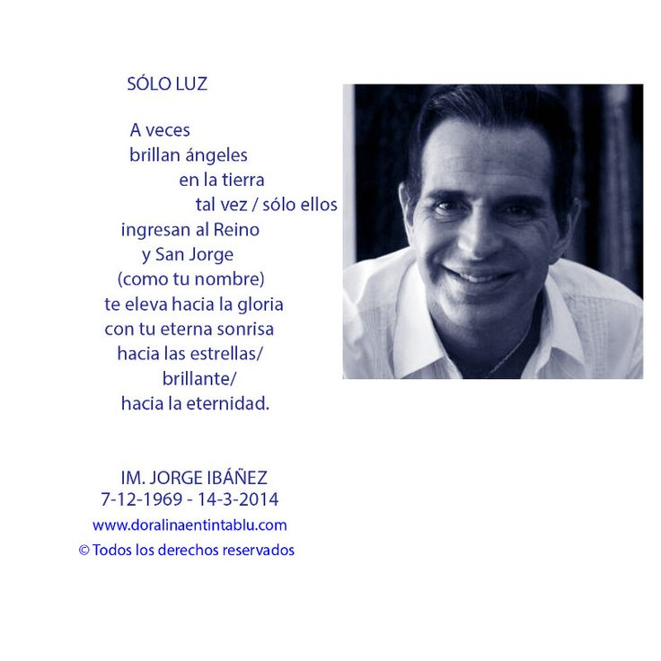 Homenaje Jorge Ibañez by Dora Emilia Littvik