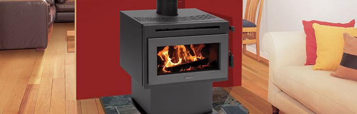 Masport Heating: F7000 FREESTANDING FIRES - The F7000, the largest of the F series, offers an ultra stylish alternative look for the modern day home. With it's huge heating capacity, it's perfect for warming large areas and it's panoramic glass door allows for optimum view of your log fire. #Heating #WoodFireHeating #FreestandingFires #Masport #HearthHouse