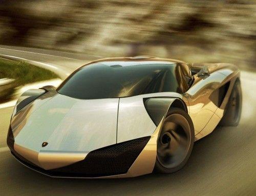 The Electric Lamborghini Minotauro