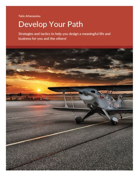 Develop your Path. A free book about leadership #free #book #leadership