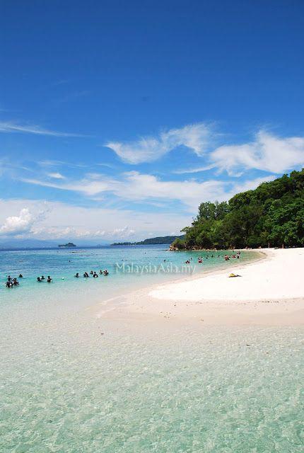 Sapi Island, Sabah Borneo