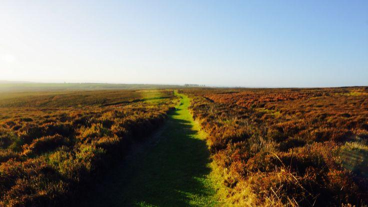 Hole of Horcum Trail, Yorkshire Dales UK