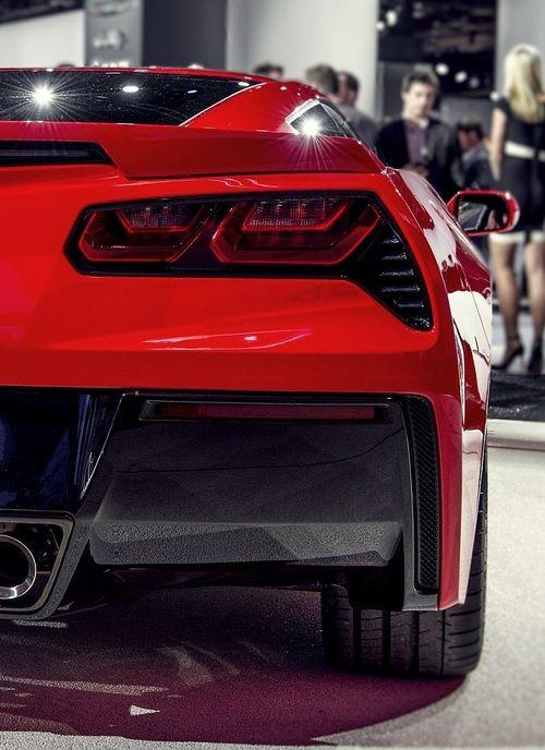 srbm:    Chevrolet Corvette C7 Stingray