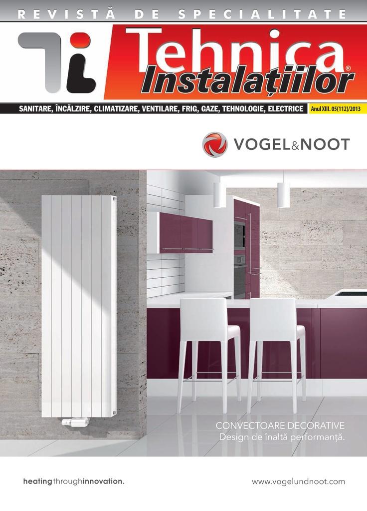 Revista Tehnica Instalatiilor nr. 05_112_2013