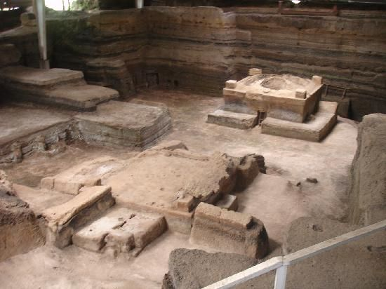 Joya de Cerén Archaeological Site, Department of La Libertad, Canton Joya de Ceren, jurisdiction of San Juan Opico, El Salvador. Inscription in 1993. Criteria: (iii)(iv)