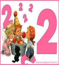 Auguri Di Compleanno Per Bambini 2 Anni Auguri Di Compleanno Buon Compleanno Auguri Di Buon Compleanno
