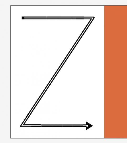 卒園・卒業アルバムデザイナーが教えるレイアウトの秘訣!「Z字レイアウト」   卒アルペディア