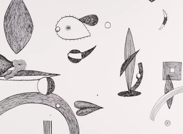 Pout Melody (Excerpt) by Lilli Carré on Vimeo.