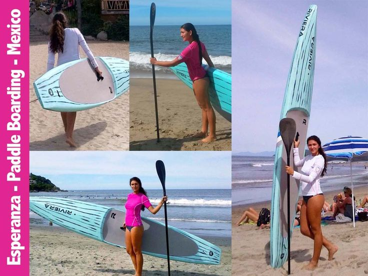 UVC ATHLETES | UV Couture Esperanza - Paddle Boarding - Mexico