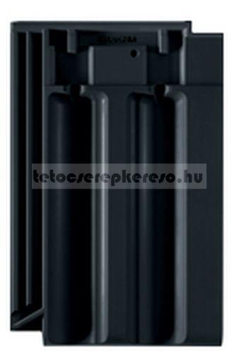Creaton Rapido fekete engóbozott tetőcserép akciós áron a tetocserepkereso.hu ajánlatában