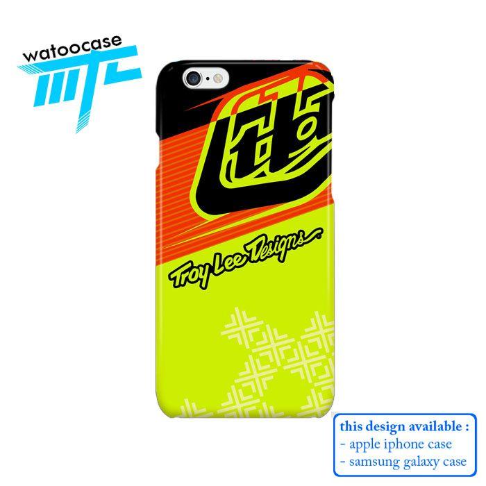 Troy Lee Design Sprint Phone Case | Apple iPhone 4 4s 5 5s 5c 6 6s Plus Samsung Galaxy S3 S4 S5 S6 S7 EDGE Hard Case