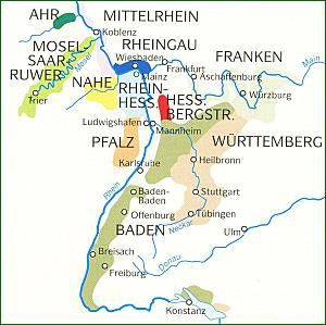 Riesling - The Other White Wine: Image Courtesy of Rudi Wiest