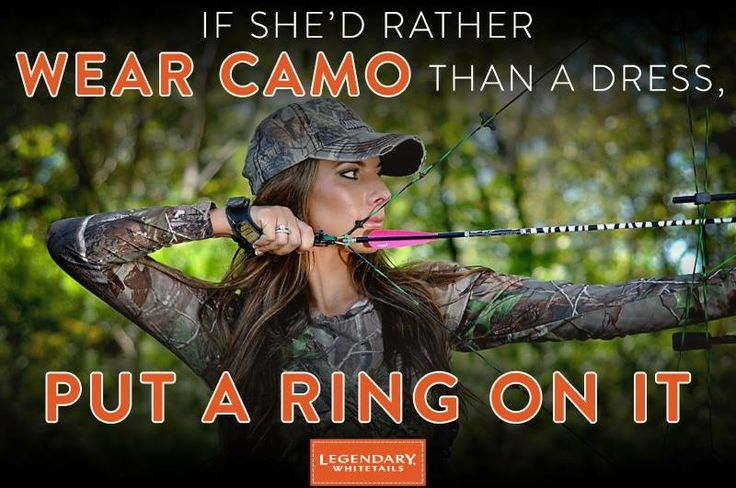 I would rather wear camo!!!!