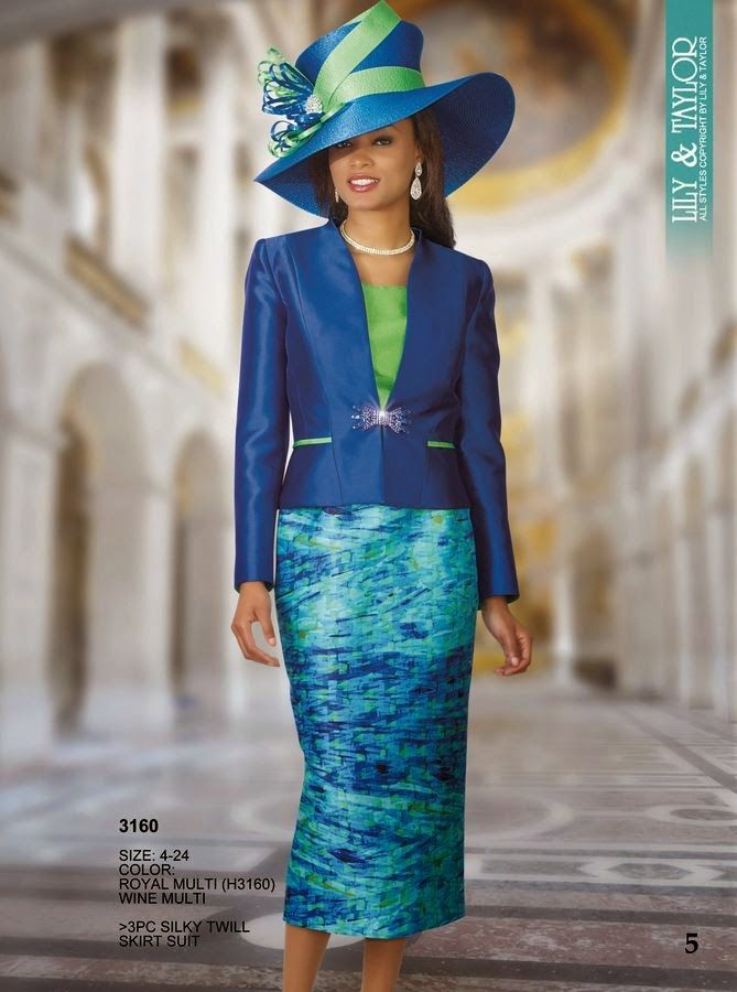 First Lady Suits and Hats | Lily And Taylor Suits, First Ladies Dresses, Womens Church Suits, Lily ...