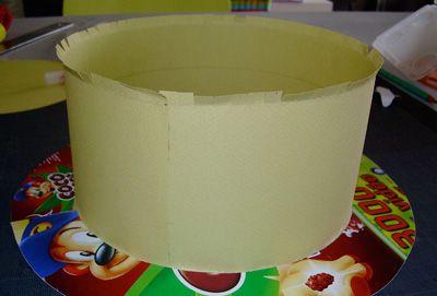 Chapeau en papier Canotier, Activité manuelle et bricolage enfant