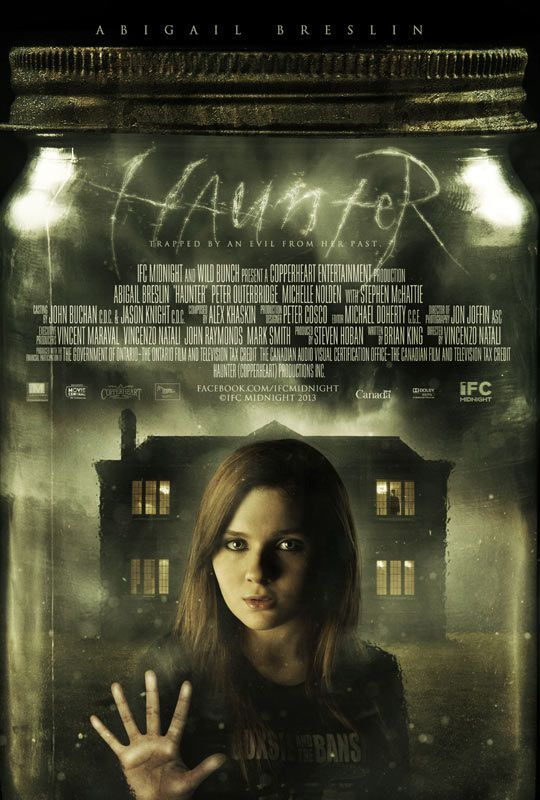 Haunted - August 31 , 2014