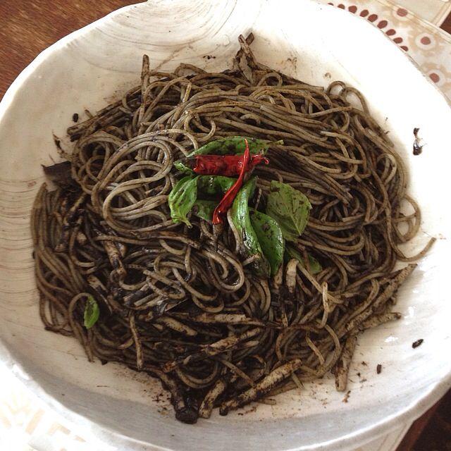 Spaghetti Nero!