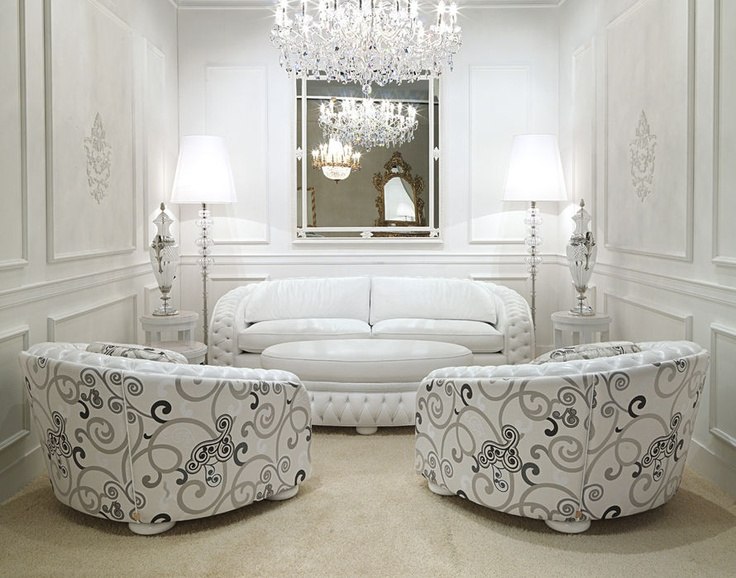Luxury living room by Zanaboni http://www.saloncardinal...