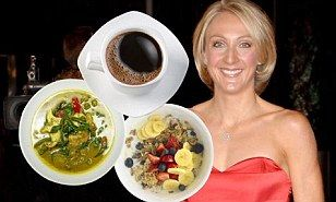 Marathon runner Paula Radcliffe sets a winning example | Daily Mail Online