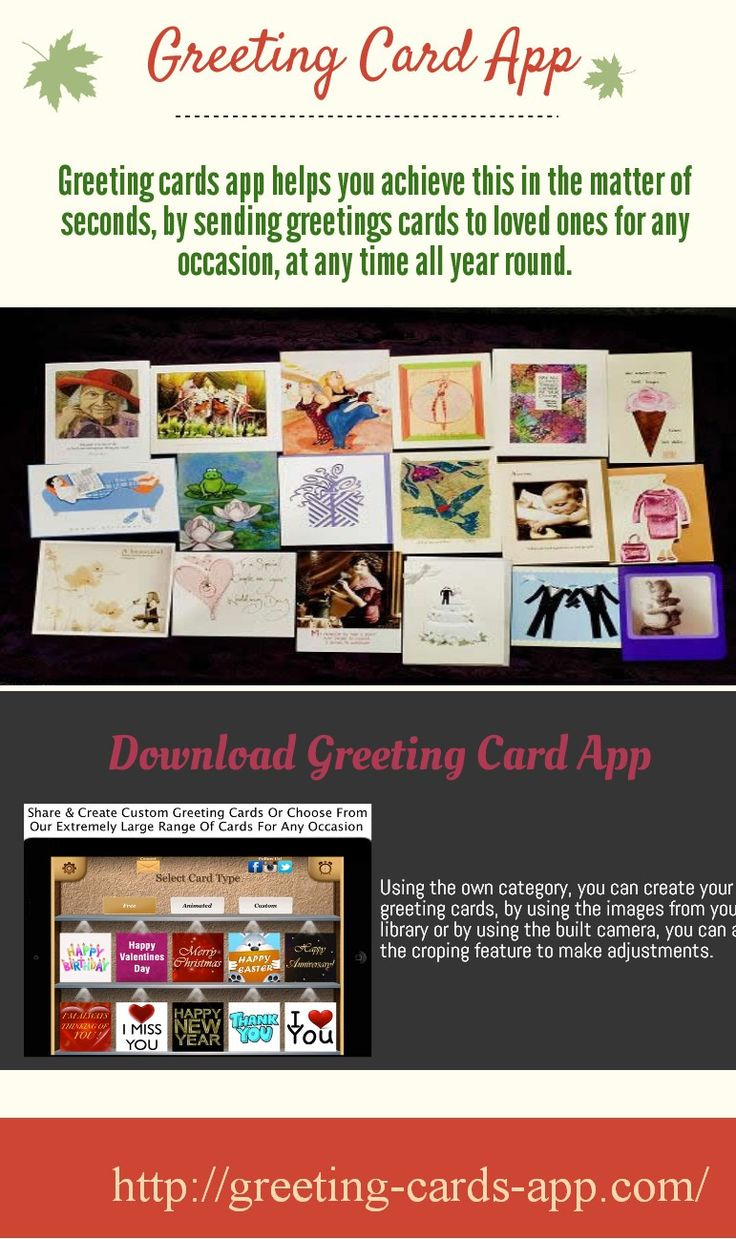 19 Best Best Greeting Card Apps Images On Pinterest