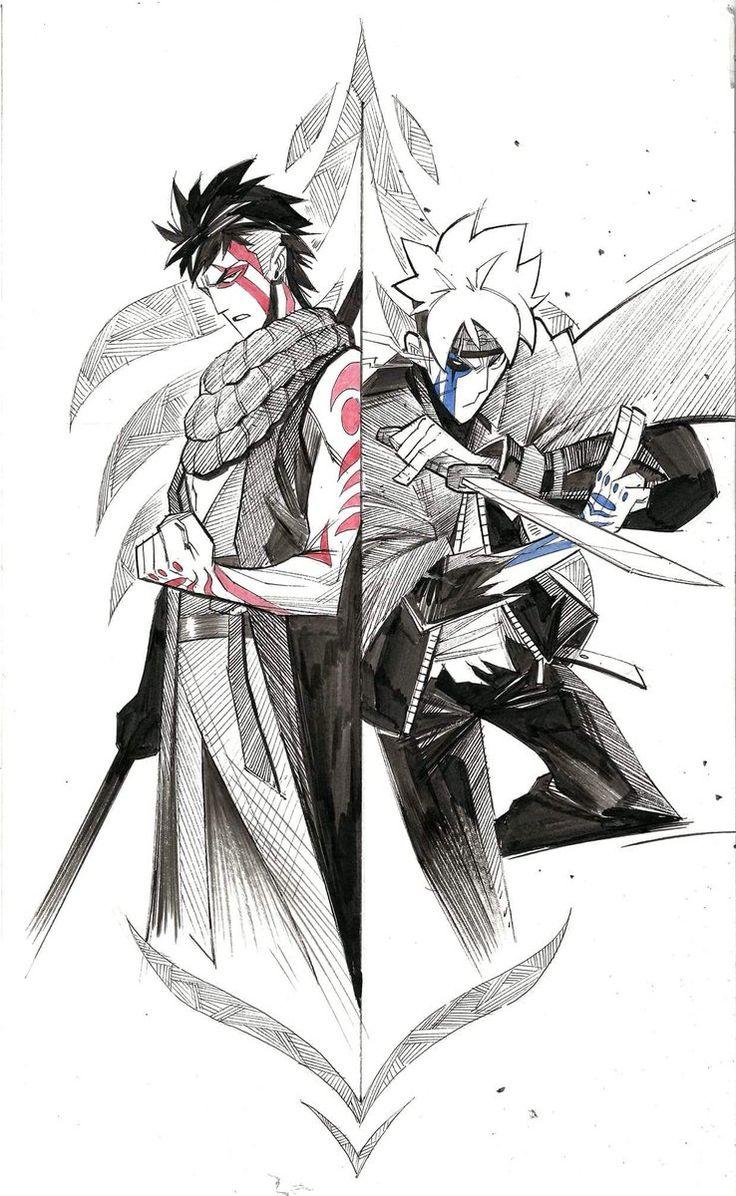 Pin by Opeyemi on anime in 2020 Sasuke vs, Boruto