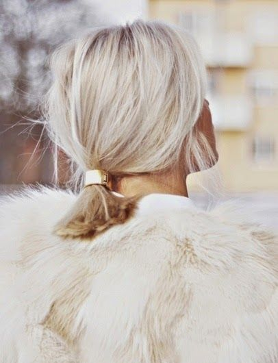 How to Chic: 10 NEW HAIRSTYLES TO TRY