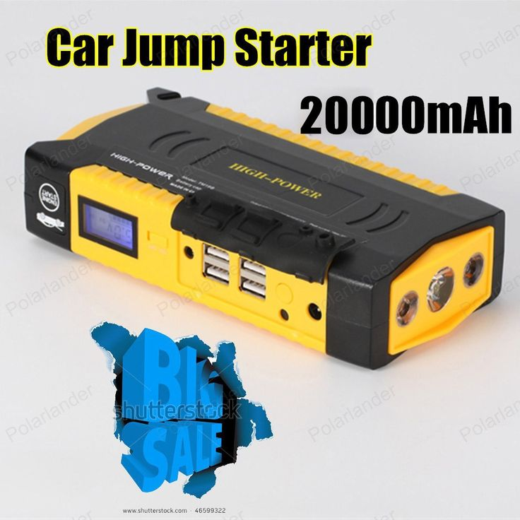 69.50$  Buy now - http://aliaza.worldwells.pw/go.php?t=32725786795 - 20000mAh Car Jump Starter Discount 20000mAh Mini Emergency Charger Battery Booster Power Bank Min Jump Starter for Car
