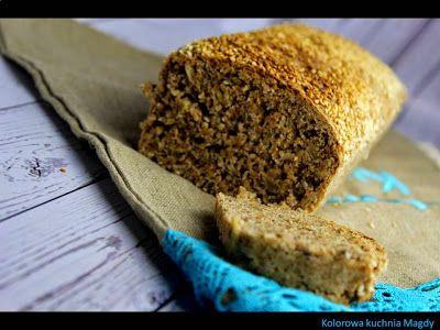 Kolorowa Kuchnia Magdy: Chleb orkiszowy na drożdżach