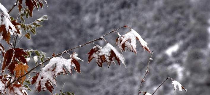 Χιόνια και πτώση της θερμοκρασίας τη δεύτερη μέρα των Χριστουγέννων   - Όμορφα Ταξιδια