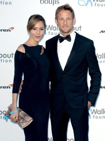 Formula One driver Jenson Button wife gassed by burglars