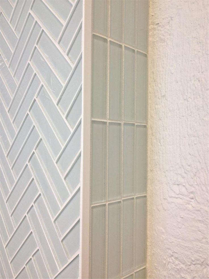Subway Tile In Cloud White Modern Weave Pattern For Kitchen Backsplash Or Bathroom Ideas
