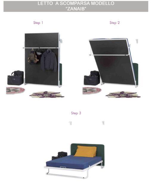 Un letto matrimoniale aggiunto in poche e semplici mosse. Ti sembra impossibile?  https://www.artigianiincitta.it/pratico-e-semplice-letto-a-scomparsa-modello-zanaib-verticale-trasformabile/  #homedecor #design