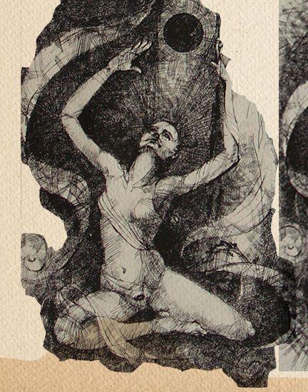 Academical Artworks I by Iva Ivanova, via Behance