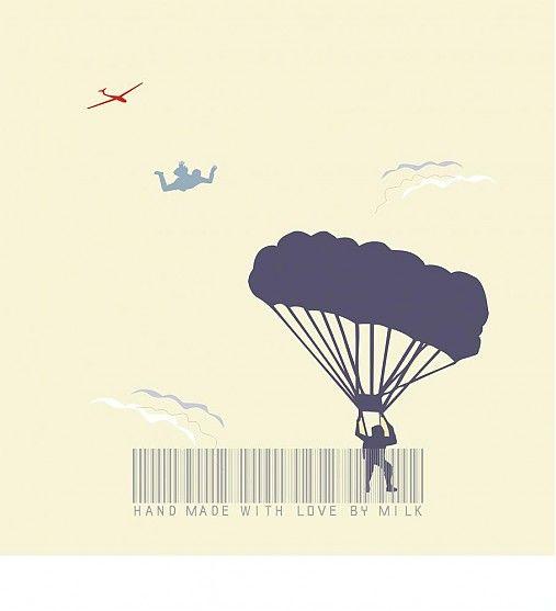 world flight-by milk -Letom svetom - SAShE.sk - Handmade Grafika