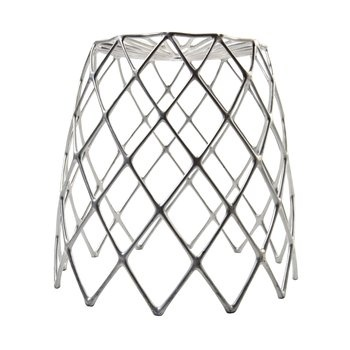 Kaktus Stool by Enrico Bressan. Inspired by a fibrous cactus skeleton, the Kaktus Stool from Enrico Bressan is delicate yet sturdy. $290.00