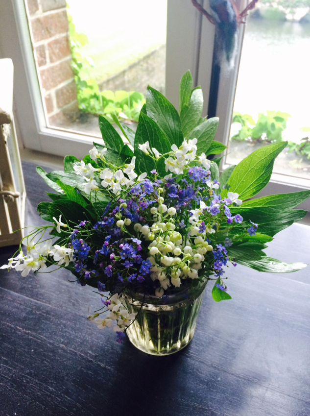 Bouquet du 1er mai à la billetterie