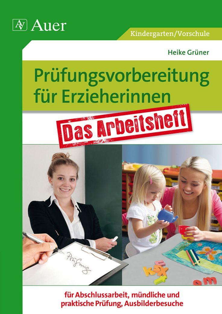 Prüfungsvorbereitung für Erzieherinnen – Auer Verlag