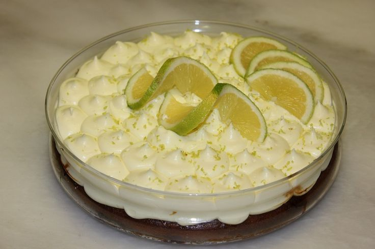 Φανταστικό λεμονογλυκό με μπισκότα και γιαούρτι σε 10′!