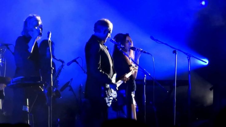 PJ Harvey - 50FT Queenie (Primavera Sound Porto 2016)