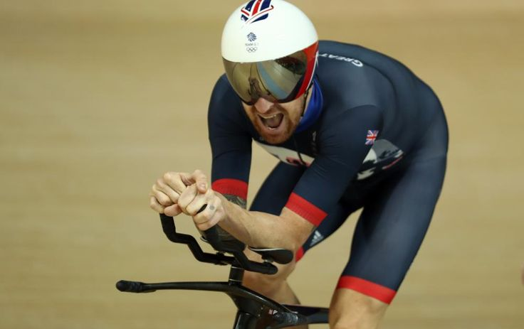 Bradley Wiggins rides into history books with record eighth Olympic cycling medal