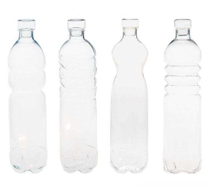 "Estetico Quotidiano ""Si-Bottle"" Decorative Bottle"