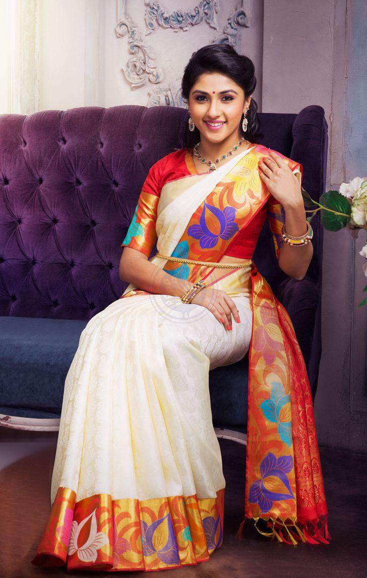Exclusive Dhola Branded Wedding Silk Saree DBSS4027