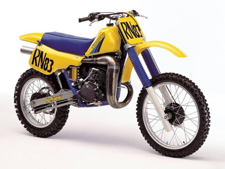 1983 suzuki rm500 race ready vintage dirt t dirt. Black Bedroom Furniture Sets. Home Design Ideas