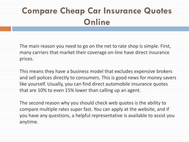 21 Original Auto Insurance Quotes Tinadh Cheap Car Insurance