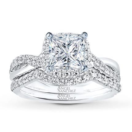 13 best Rings images on Pinterest Bridal sets Wedding bands and