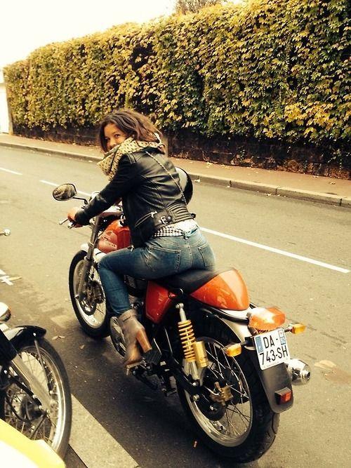 Sexy Motorcykel Piger