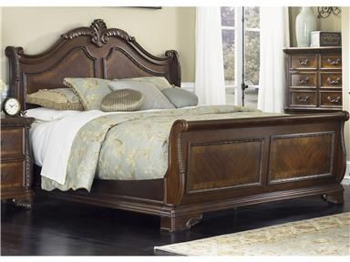 Shop for Liberty Furniture Queen Sleigh Headboard, 620-BR21H, and other Bedroom Beds at Ramsey Furniture Company in Covington, Georgia. Nestle in the familiar surroundings of this bed as it simultaneously provides you with incomparable style and comfort. With a harmonious blend of looks and utility, this bed allows you to rest peacefully in the best of both worlds.