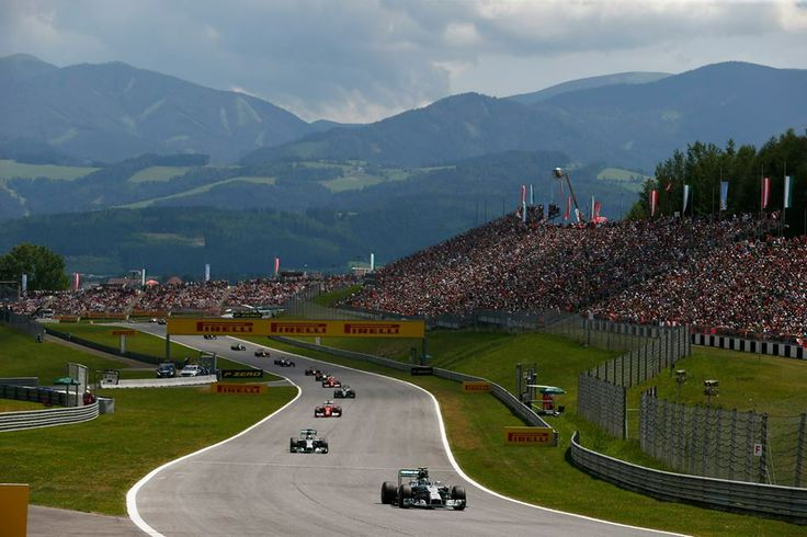 Red Bull Ring Results 2014 http://www.RacingNewsNetwork.com/2014/06/22/red-bull-ring-results-2014/ #formula1 #f1 #formulaone #mercedes #redbull #redbullring #redbullracing #mountains