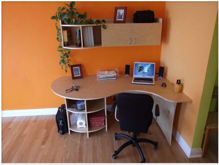 Adorable Creative And Interesting Home Office Desk Furniture Design Ideas
