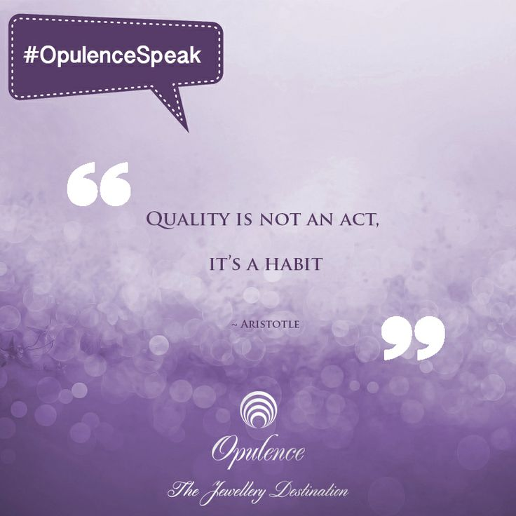 """#OpulenceSpeak: """"Pin it"""" if you couldn't agree more!"""